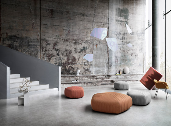 Five Pouf XL de Muuto