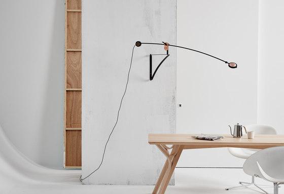 Planet Desk Lamp by SEEDDESIGN