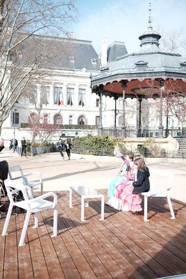 21s si ges de jardin de tf urban architonic - Mobilier jardin narbonne saint etienne ...