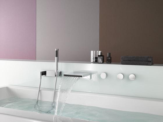 Deque - Cascade bath spout by Dornbracht