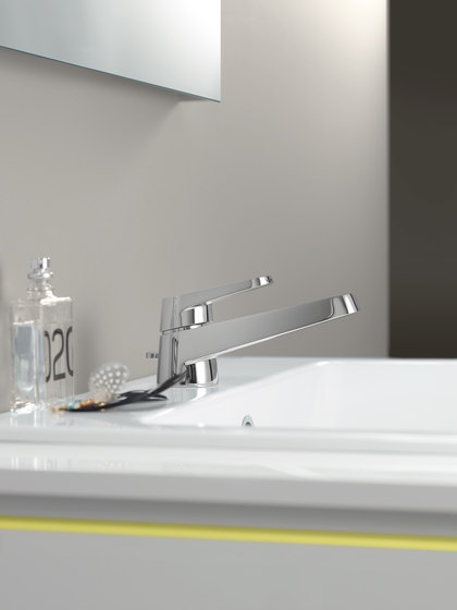 Selv - Wall-mounted bath spout by Dornbracht