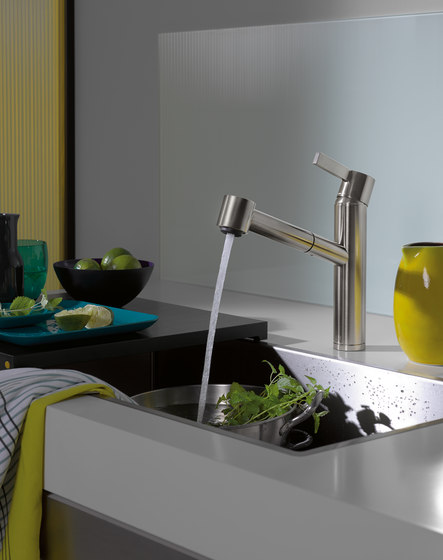 eno - Single-lever mixer by Dornbracht