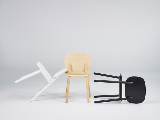 Paddle Stool by Cruso