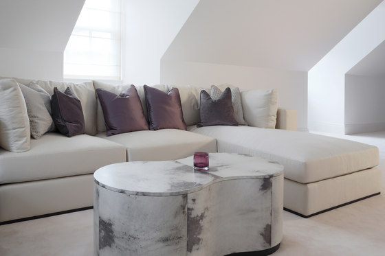 Braque Large sofa de The Sofa & Chair Company Ltd