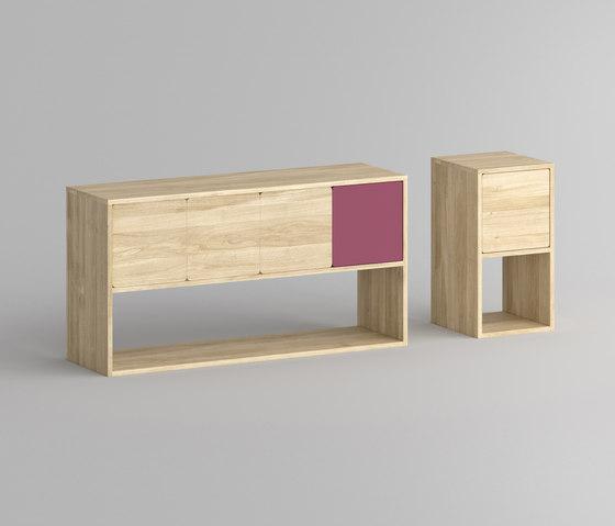 CAVUS Sideboard by Vitamin Design