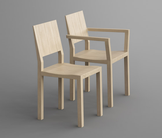 Tau Chair Chairs From Vitamin Design Architonic