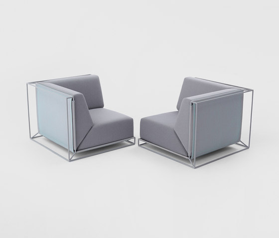 Floating Armchair Modular Seating Elements From Comforty