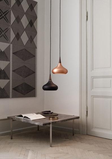 Orient Black P3 by Fritz Hansen