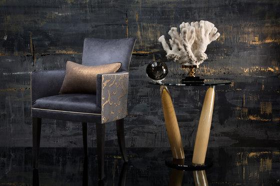 Paris carver bar stool by The Sofa & Chair Company Ltd