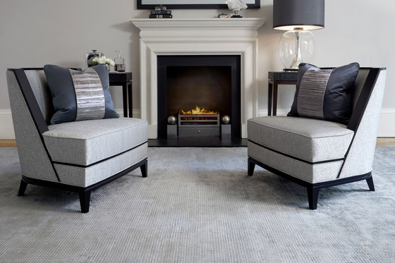 Sloane bed by The Sofa & Chair Company Ltd