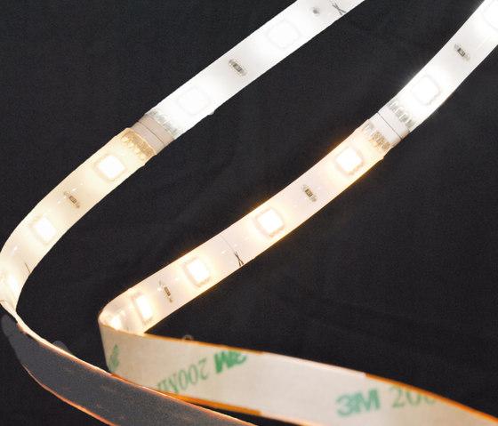 LED Power-Line - Pressure-sensitive, flexible LED strips by Hera