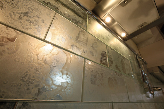 Tiles | Tramonto 7. von Antique Mirror