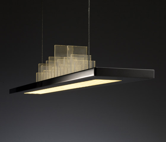 Paläo - Pendant Luminaire di OLIGO