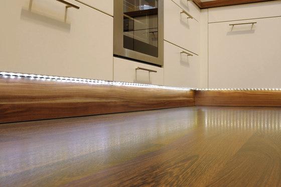 LED Line - Pressure-sensitive, flexible LED strips by Hera