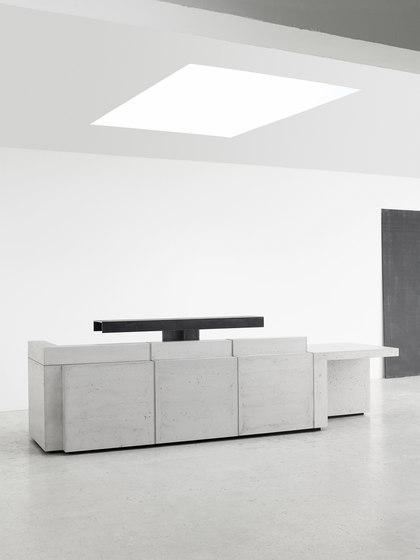 Volume Reception Desk Configuration 2 de Isomi