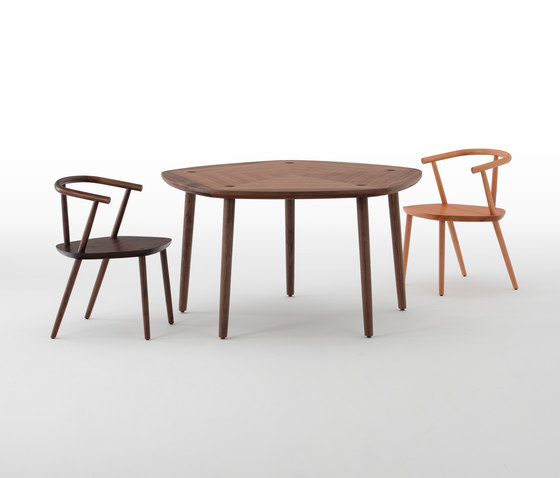 Five Chair Red de Meetee