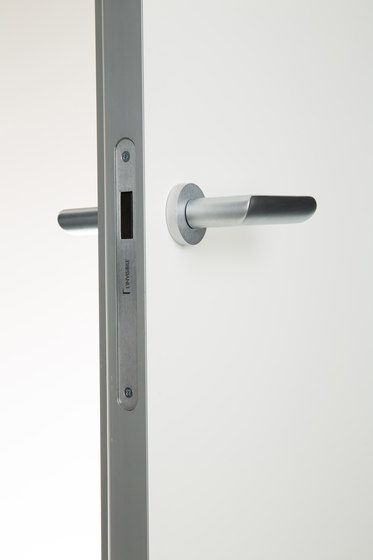 Alba | Infinito Hinged Door | Designed by Fabio Fantolino by Linvisibile