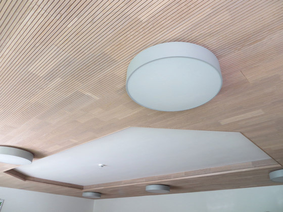 ACOUSTIC Dot Reclaimed Wood sunbaked brushed by Admonter Holzindustrie AG