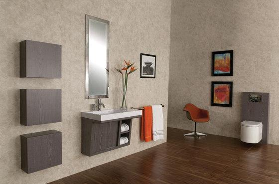 Libera Vanity Top Lavatory 5302S by Lacava