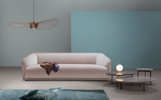 Pretty | Side and coffee table by My home collection