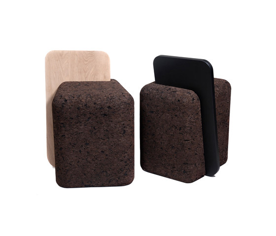 Cut Lounge Chair de Blackcork
