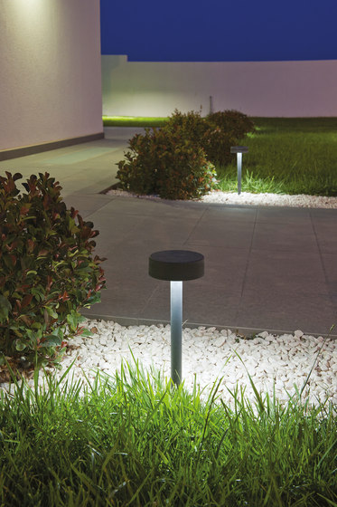 Vincenza Power LED / H. 450 mm - With Base - 180° Asymmetric Emission de Ares