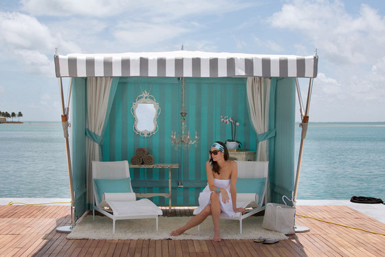 St. Tropez Cabana by TUUCI