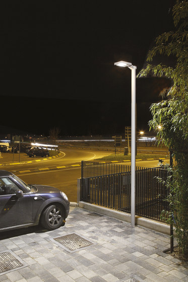 Perseo 4 Power LED / Transparent Glass - Adjustable - Narrow beam 10° von Ares