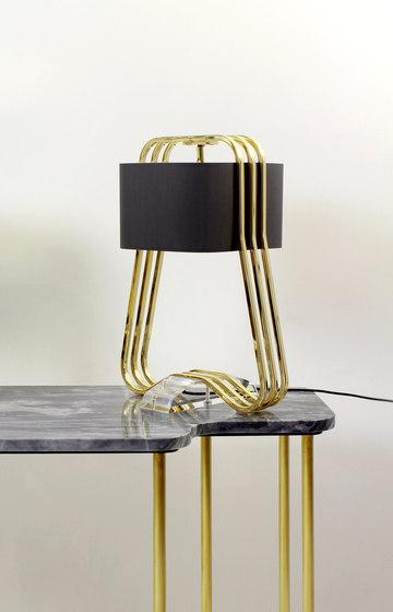 Rococo Side Tables by Martin Huxford Studio