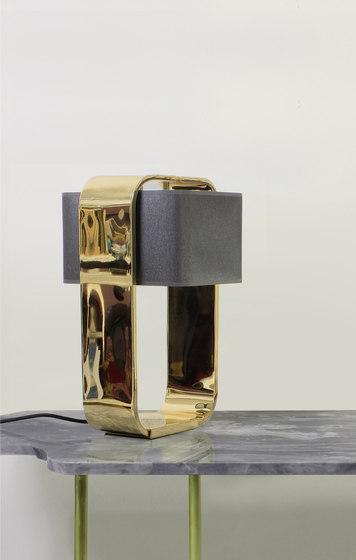 Perfect Curve Table Lamp von Martin Huxford Studio