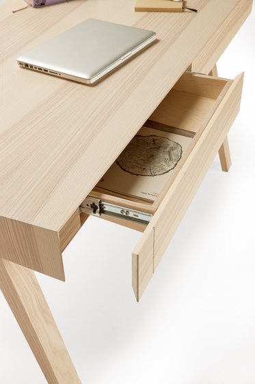 4.9 - 2 Drawers Lithuanian Ash by EMKO
