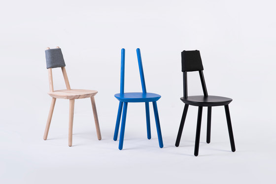 Naïve Side Tables Nsq450 by EMKO