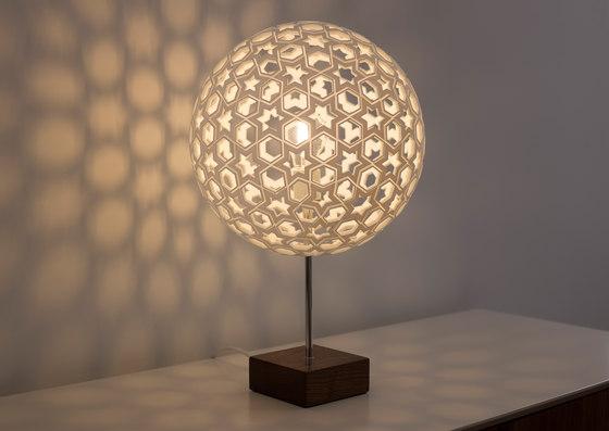 Sidon Table Lamp di Robert Debbane
