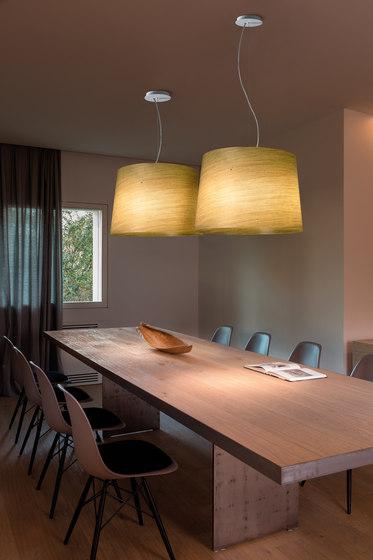 GRACE Table lamp grande von Karboxx