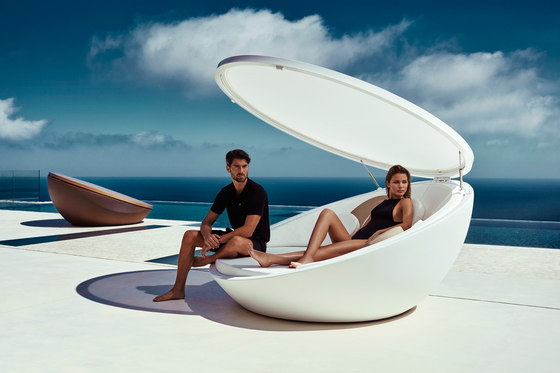 Ulm sofa by Vondom