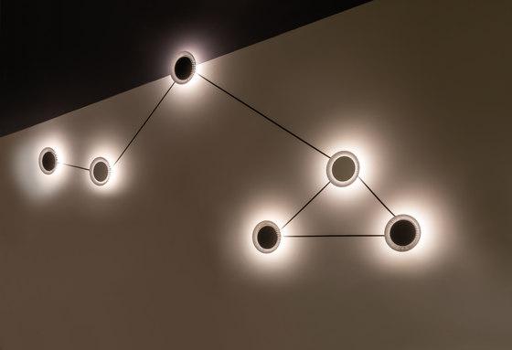 SHINE Lampada da parete di Karboxx