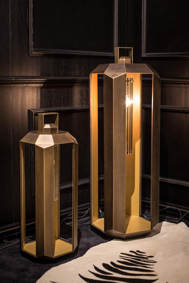 Cube Table Lights From Contardi Lighting Architonic