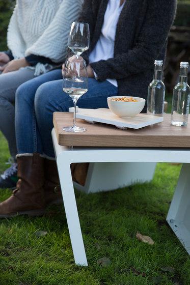 Pique seat by Sebios BV