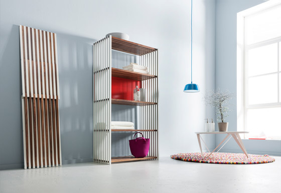 REBAR Foldable Shelving System Shelf 4.0 by Joval