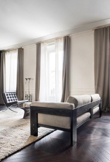 Bastiano Two-seat sofa de Knoll International