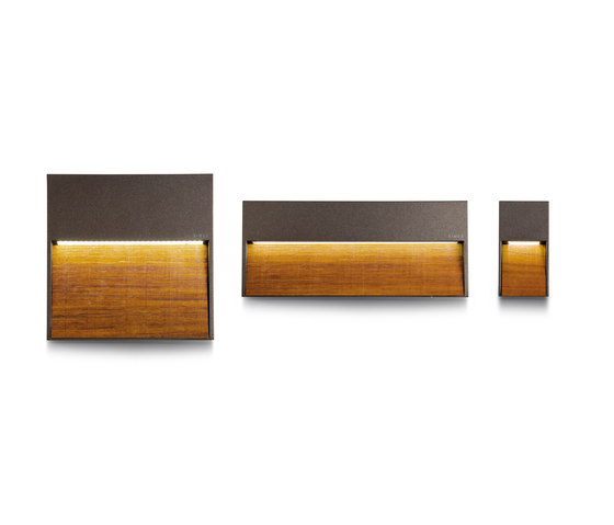 Skill Wood rectangular by Simes