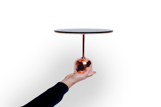 Tray It - Desk Lamp - copper de Stabörd
