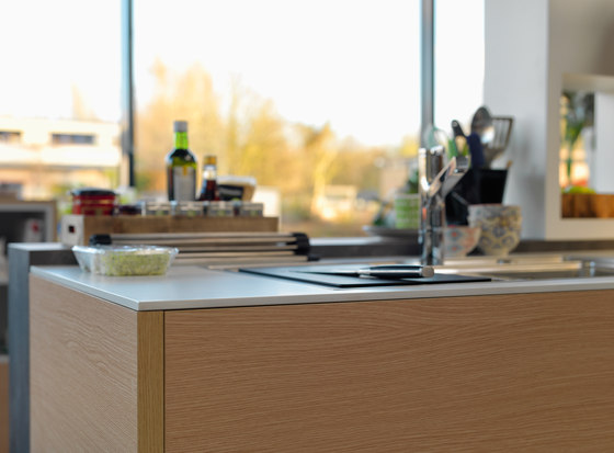 Frames by Franke Soft pad by Franke Kitchen Systems