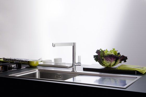 Franke Dealers : ... Stainless Steel - Kitchen sinks by Franke Kitchen Systems Architonic