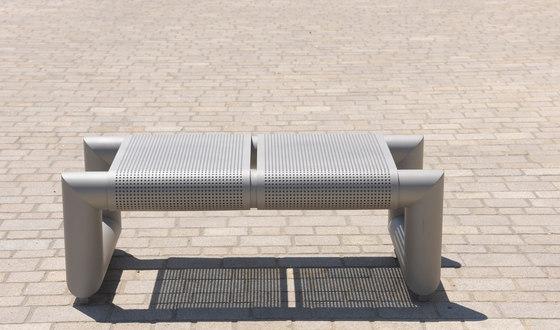 Pausa Stool bench 2315 di BENKERT-BAENKE