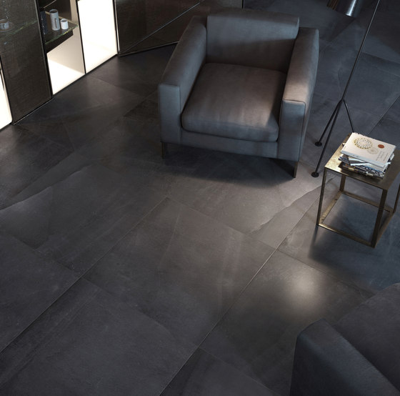 All Over dark mosaico von Ceramiche Supergres