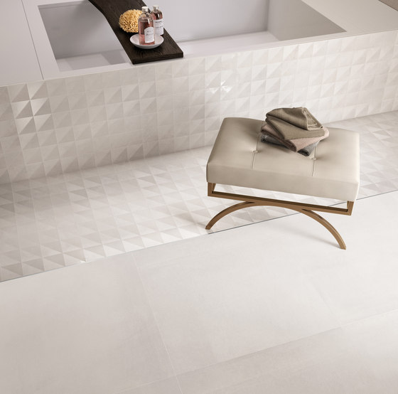 All Over white di Ceramiche Supergres