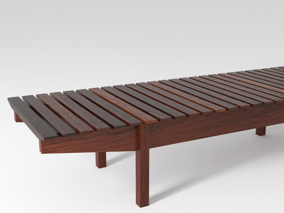Mucki bench by LinBrasil