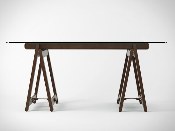 Marisa table by LinBrasil