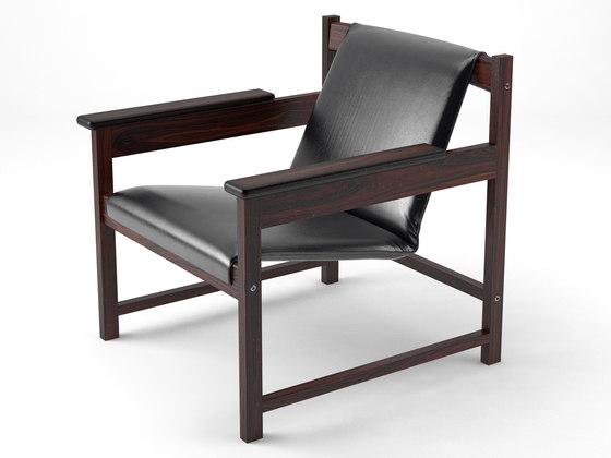 Lia armchair by LinBrasil